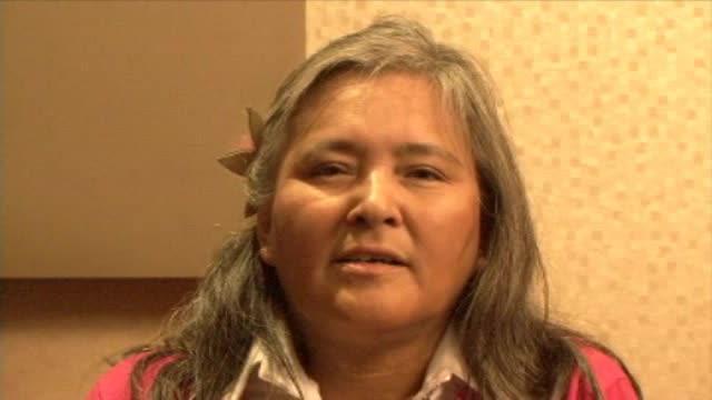 Elisapee Sheutiapik , Mayor of Iqaluit