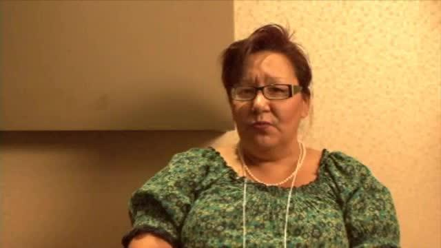 Johanna Awa :leadership and women
