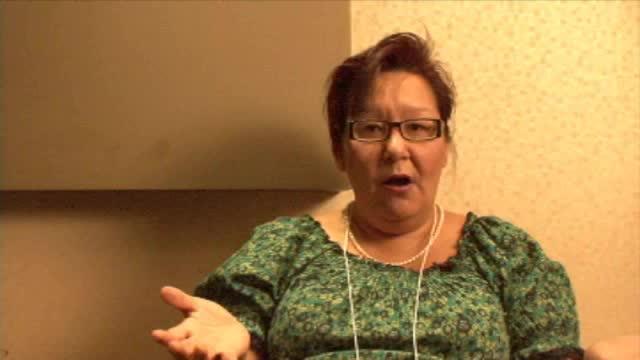 Johanna Awa :her opinion about leadership