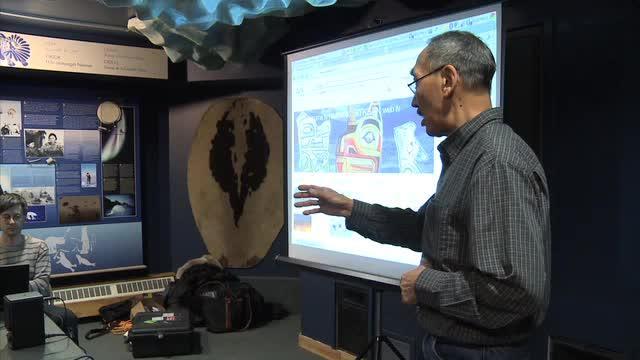 IsumaTV MediaPlayers - Presentation in Iqaluit