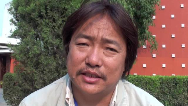 Interview with Nabin Subba, Kathmandu