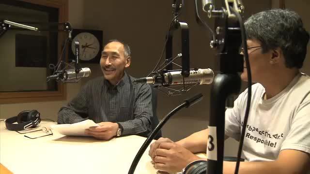 CBC North Interview Zacharias Kunuk and Paul Quassa (Inuktitut)