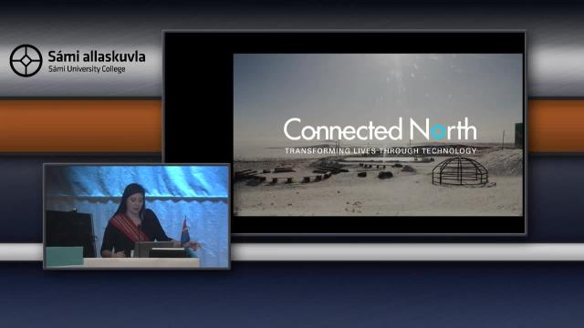Lindsay DuPre - Connected North - 2016 Arctic Indigenous Education Conference in Norway