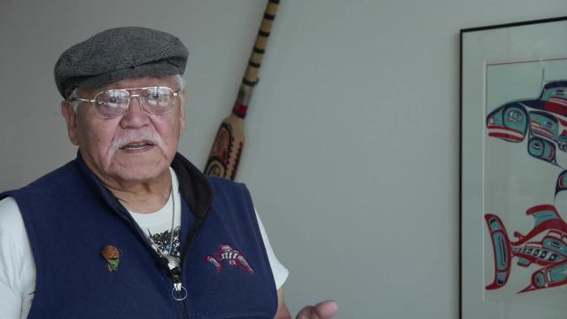 Captain Gold's Presentation - History of the Haida People