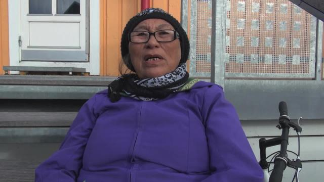 Inuit women share their impressions of the trip to Greenland