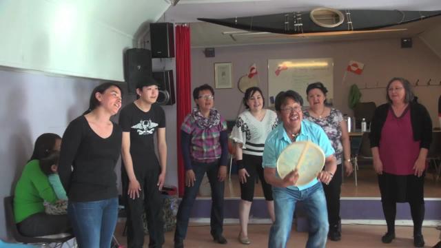 Dance at NAIP