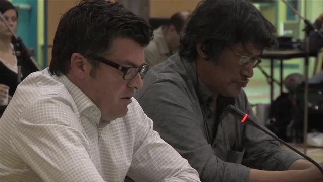 ᓂᐲᑦ ᐃᓄᒃᑎᑐᑦ Lloyd Lipsett with Zacharias Kunuk, Formal Intervention, NIRB Technical Hearing, July 23, 2012 Igloolik Part 4/4, 5:09 Inuktitut Version
