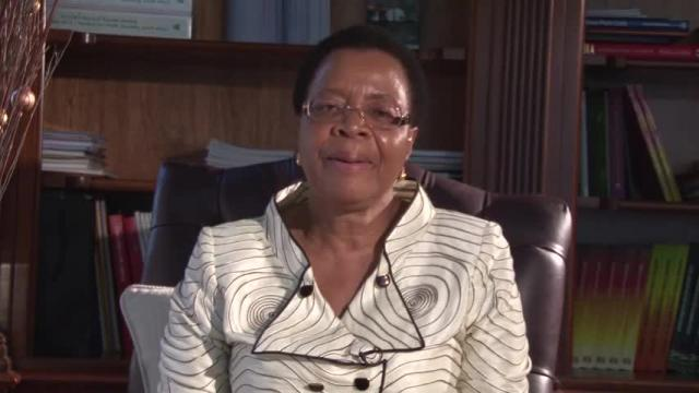 Graça Machel: Overcoming Isolation and Deepening Social Connectedness