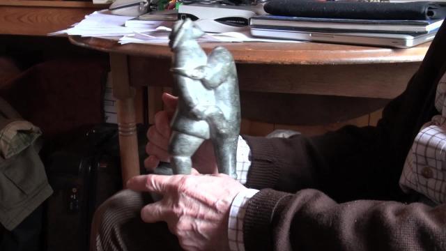 Sculpture-Silent Video