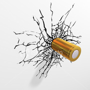 Stock-photo-3855759-bullet-impact