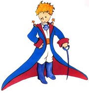 The-iconic-illustration-of-the-little-prince-by-the-author
