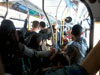 Unusually Crowded Bus