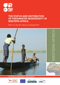 The status and distribution of freshwater biodiversity in western Africa
