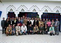 Freshwater training workshop in Rabat, Morocco © Kevin Smith