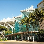 Hawaii Convention Center, Honolulu. Photo: Hawai'i Convention Center