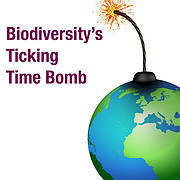 Biodiversity's Ticking Time Bomb (photo: IUCN/Liza Drius)