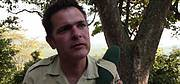 Emmanuel de Mérode, director of Virunga National Park Photo: IUCN NL