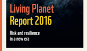 Living Planet Report 2016. Photo: WWF