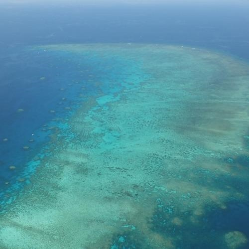 Great Barrier Reef, Australia. Photo: IUCN / Célia Zwahlen