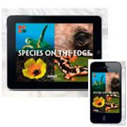 Species on the Edge app for iPad and iPhone (Photo: Harper Collins)