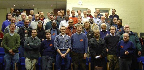 Africa (Small Mammals): London, U.K., 24–30 January, 2004.