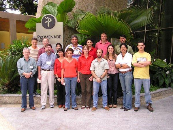 Edentates: Brazil, 17-18 December, 2004.