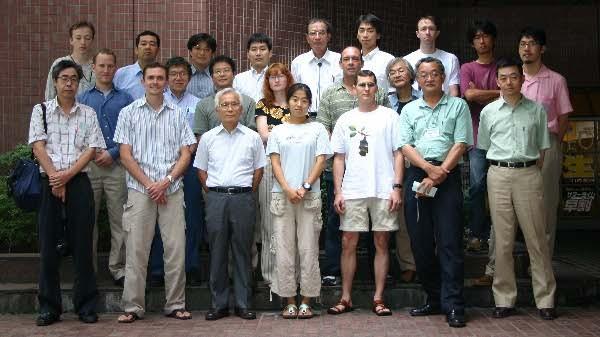 Japan: Tokyo, Japan, 6-8 August, 2005.