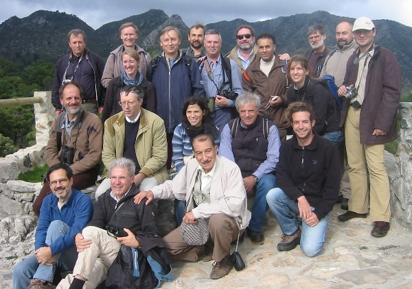 Mediterranean Mammals: Malaga, Spain, 29 October - 2 November, 2007.