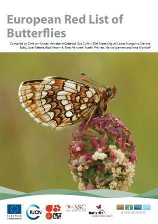 Euroepan Red List of Butterflies
