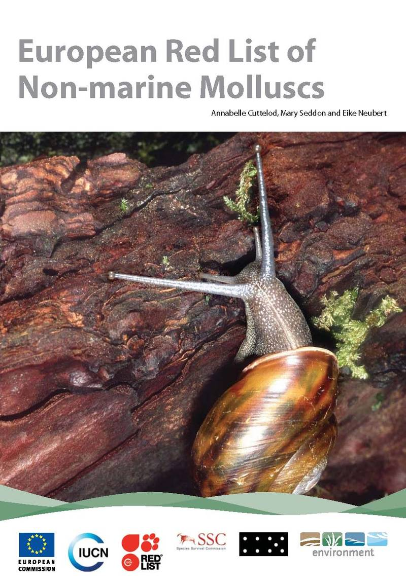 European Red List of Non-marine Molluscs