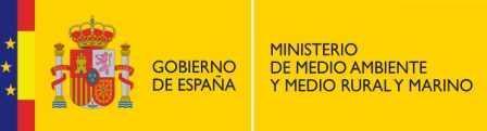 Goberno de Espana, Ministerio de Medio Ambiente y Medio Rural y Marino logo