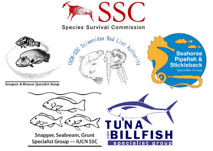 IUCN SSC Specialist Groups - Marine