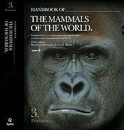 Handbook of the Mammals of the World. Vol. 3. Primates. Published by Lynx Edicions in association with Conservation International and IUCN. Edited by Russell A. Mittermeier, Anthony B. Rylands and Don E. Wilson. Illustrated by Stephen D. Nash. Photo: © Lynx Edicions