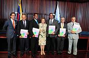The winners of the XVI Premio Lorenzo Mendoza Fleury. Photo: Fundación Empresas Polar