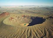 Mexico, El Pinacate and Gran Desierto de Altar Biosphere Reserve. Photo: IUCN Tilman Jaeger