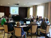 "Experts at the meeting ""European Red List of Marine Fishes"" in the Malaga workshop. Photo: IUCN"