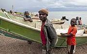 50.000 people obtain clean water and fish from the ecosystems in Virunga National Park. Photo: Jan Joseph Stock