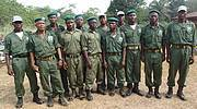 Eco Guards of Nigeria. Photo: WCS