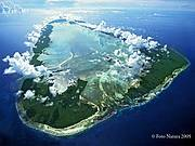 Aerial view of Aldabra Photo: Foto Natura 2005