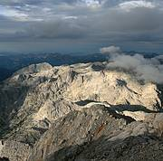 Triglav National Park, Slovenia Photo: IUCN/T.Pezold