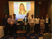 Presenters and organizers of marine mammal symposium in dedication to Thailand's departed marine mammal expert, Dr Kanjana Adulyanukosol, senior scientist at the Department of Marine and Coastal Resources. Photo: Petch Manopawitr