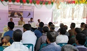 Awareness program on Vulture in Singra,Dinajpur. Photo: © Sakib Ahmad/IUCN.