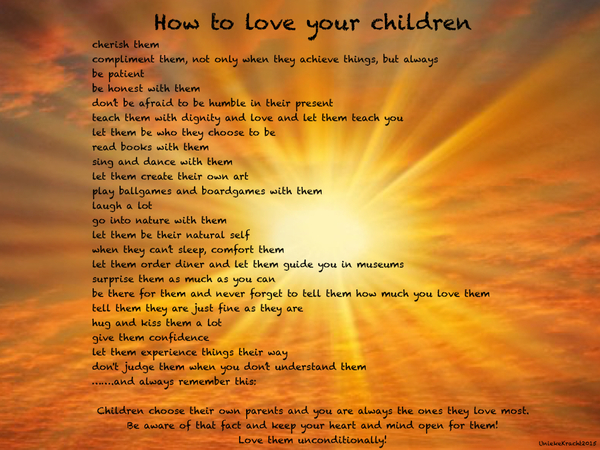 How to love your children aangepast.001