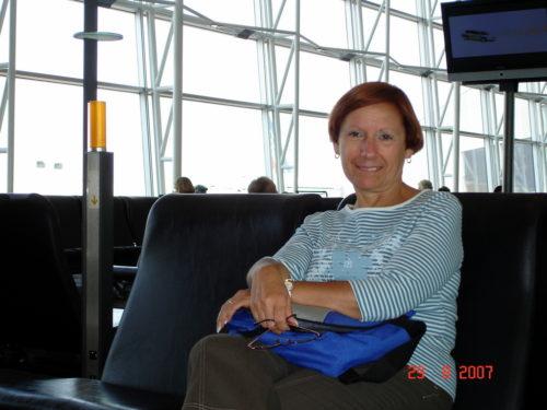 29 août 2007, aéroport Montréal-Trudeau... en partance pour le Portugal
