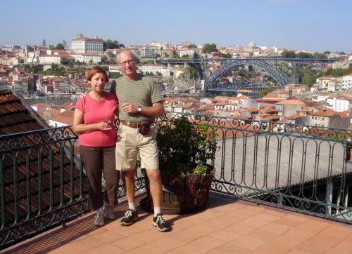 30 août 2007, visite de la maison Taylor Fladgate de Vila Nova de Gaia, Portugal.