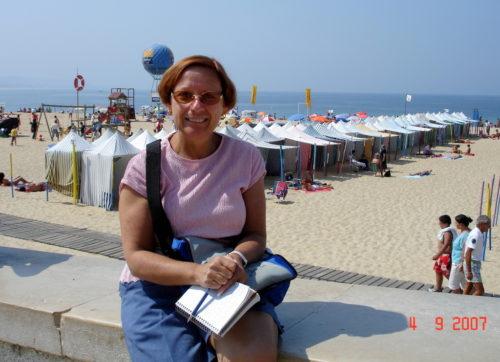 4 septembre 2007 à Nazaré au Portugal