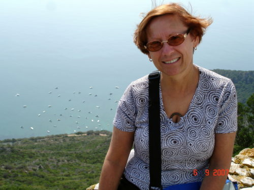 6 septembre 2007... en approche de Lisbonne au Portugal avec une vue sur le Tage