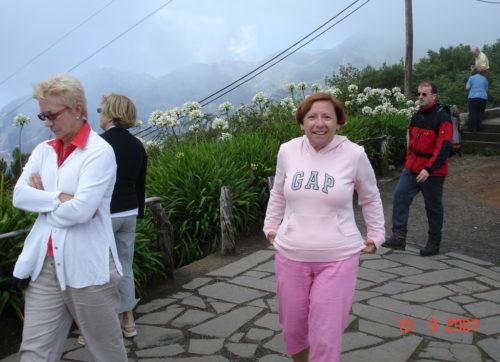 10 septembre 2007, sur la magnifique île de Madère au Portugal.