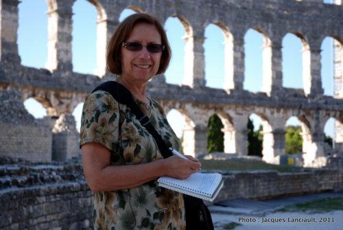 2011-10-04 Amphithéâtre d'Auguste, Pula, Croatie