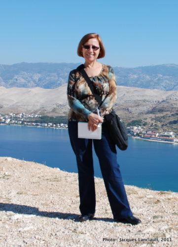6 octobre 2011, île de Pag, Croatie